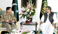 Pakistan continues to support Afghan govt, society, PM Abbasi tells US General