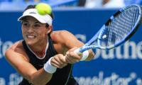 Muguruza downs No. 1 Pliskova, Dimitrov reaches final