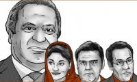 London flats probe: Sharif family may not appear before NAB