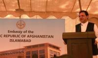 Chinese company building biggest Afghan embassy in Pakistan