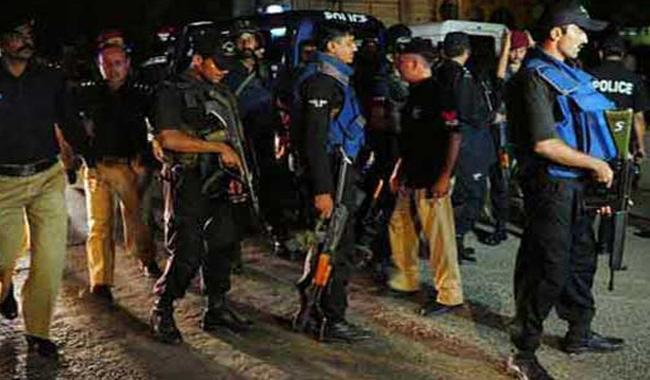 Seven kidnapped policemen recovered in Rajanpur search operation