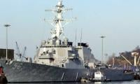 Ten sailors missing after US destroyer collision off Singapore