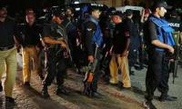 Seven kidnapped policemen recovered in Rajanpur operation