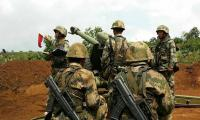 China's PLA conducts drills amid border tension with India