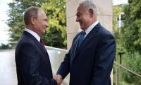 Netanyahu to Putin: Israel may act to curb Iran´s clout in Syria