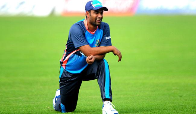 Tamim ´proud´ of World XI call-up in Pakistan