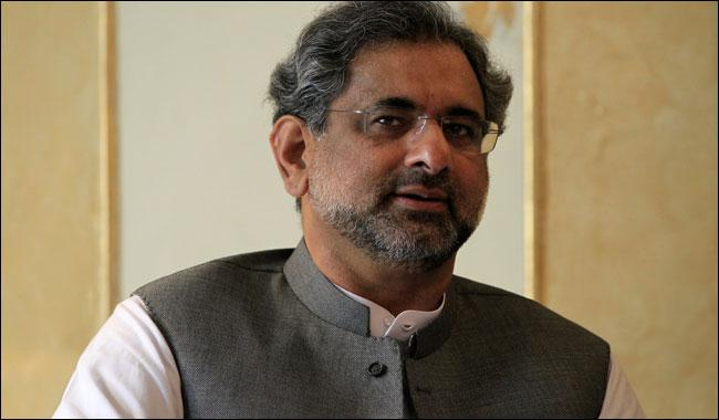 PM Abbasi arrives in Karachi