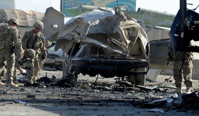 In Afghanistan, a auto  exploded: there are victims