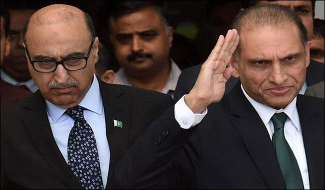 You have been Pakistan's worst ever Foreign Secretary: Basit