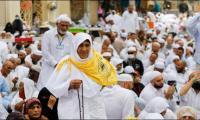 Saudi prepared to handle any stampede or disease at during Hajj