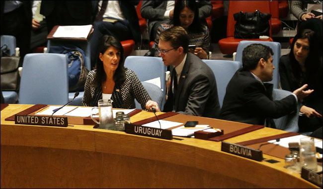 UN Council unanimously condemns North Korea missile test
