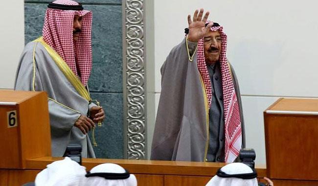 Trump urges Saudi King to end Qatar crisis