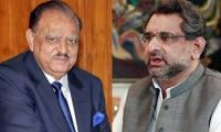 President, PM urge nation for special prayers for Kashmiris on Eid