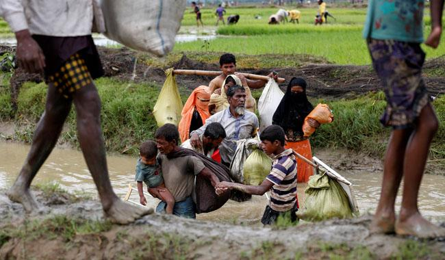 India's top court to hear plea against Rohingya deportation