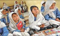 China to build 50 schools in FATA