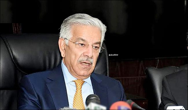 Afghanistan won't attain peace through military solution: Khawaja Asif