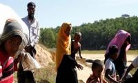 Five children drown as Rohingya Muslims boats sink off Bangladesh