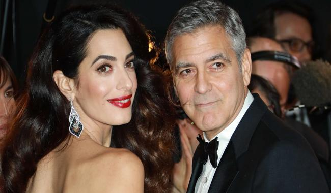 George Clooney was anxious Amal wouldn't accept his marriage proposal