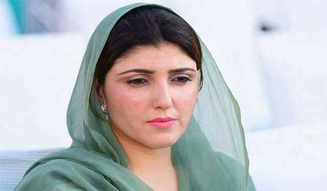 ECP adjourns hearing of disqualification reference against Gulalai till Sep 19
