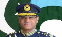 Not ready to take the brunt of others' fiasco, says Pakistan Air Chief