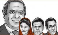 References filed against Sharifs, Ishaq Dar