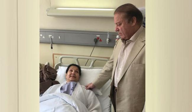 Kulsoom Nawaz successfully undergoes second surgery