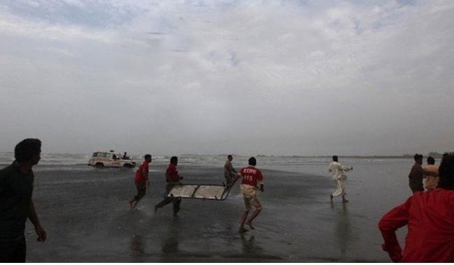 12 people drown at Karachi's Hawkesbay beach