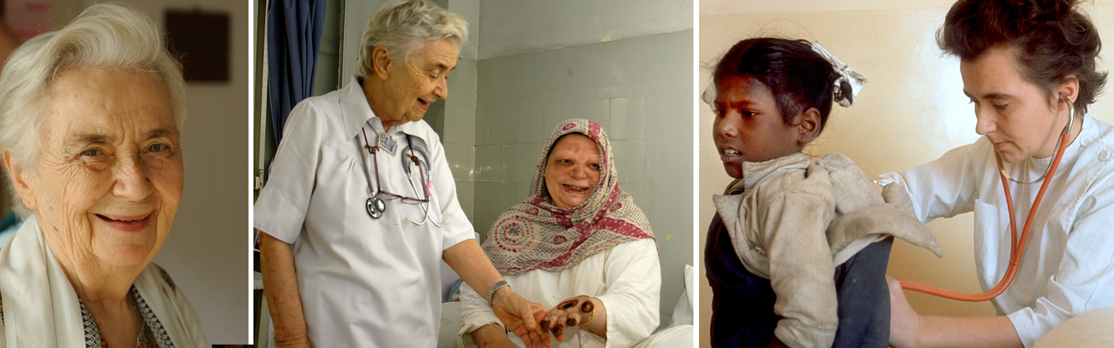 How Dr Ruth Pfao changed life of a leper