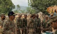 Corps commander visits Battal sector along LoC