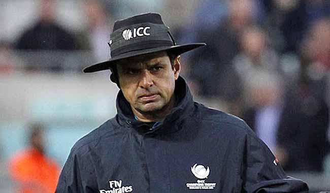 Pakistani umpire Aleem Dar to supervise first T20 at home ground