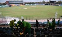 Arrangements finalised for emergency during World-XI matches