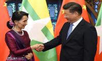 China backs Myanmar government efforts to ´safeguard stability´