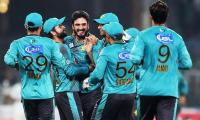 Pakistan beat World XI in historic match at Lahore