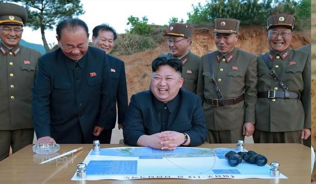N. Korea vows to boost weapons programme after sanctions