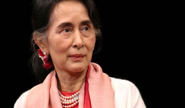 Myanmar´s Suu Kyi scraps UN trip amid Rohingya crisis