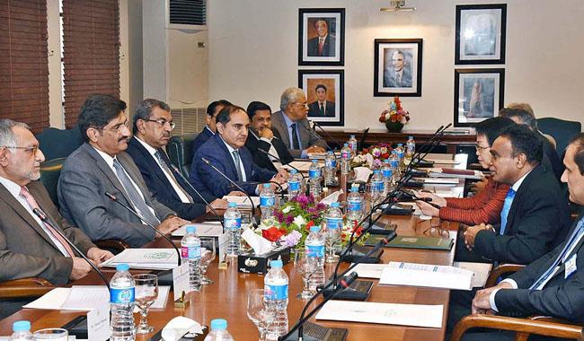 AIIB to finance four projects including Malir Expressway, S-III
