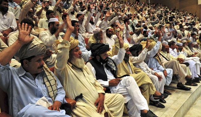 APC: Govt urged to merge Fata with Khyber Pakhtunkhwa province
