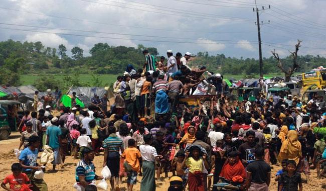 UN fears worse to come as Rohingya exodus reaches 389,000