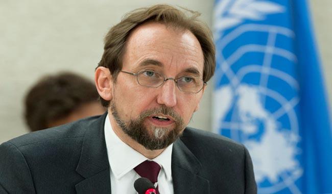 UN Commissioner says 'remote monitoring' Kashmir LoC situation