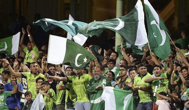 Pakistan celebrate cricket return with series triumph