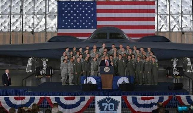 Trump warns North Korea of ´overwhelming´ options