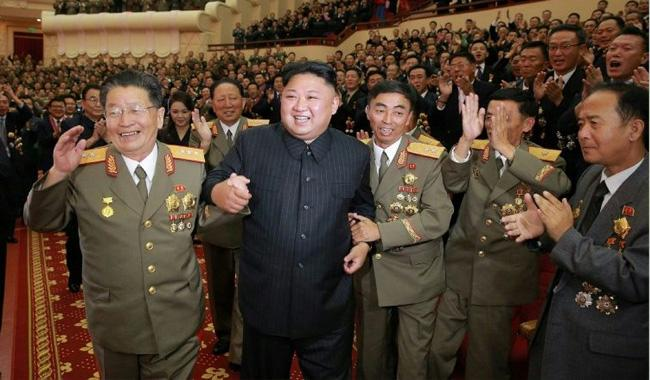 N.Korea seeks ´equilibrium´ with US, says nuclear capability nearly complete