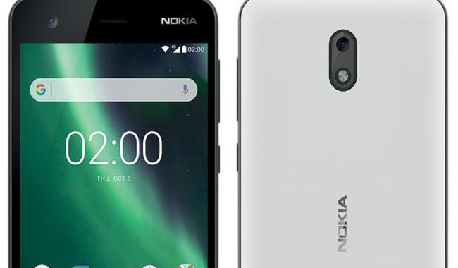 Nokia 2 leak reveals color variants and design