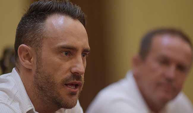 Du Plessis hails Pakistan progress for international cricket
