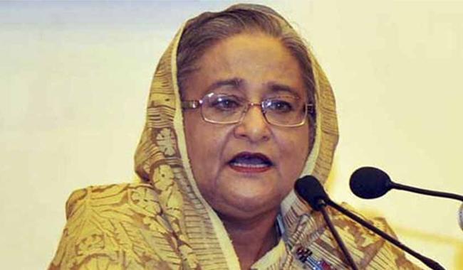 Bangladesh PM seeks help for Rohingya crisis as exodus tops 400,000