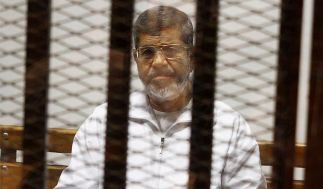 Ex-Egyptian President Mohammed Morsi jailed another 25 years