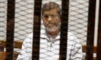 Egypt court upholds life sentence for Morsi in Qatar case