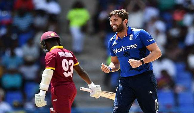 Plunkett and Rashid lead England fight back in Windies T20