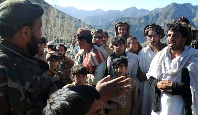 Afghanistan mulls plan to arm 20,000 civilians on Indian model