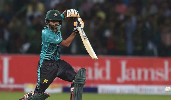 Babar Azam moves up to career-best sixth position in ICC T20I rankings